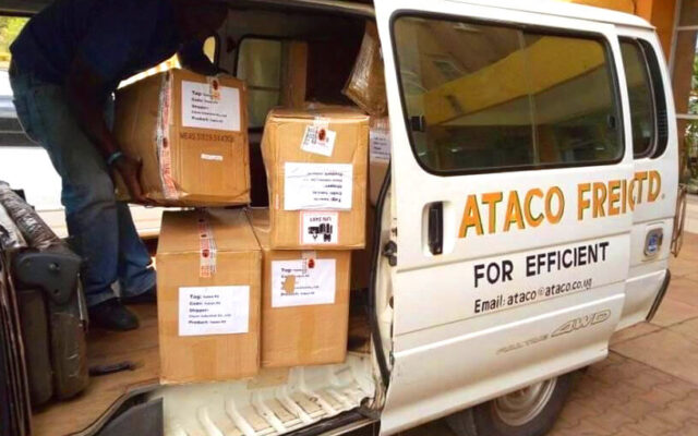 Door to Door Delivery- ATACO Freight Services